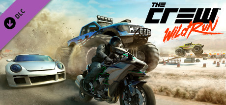 The Crew + DLC Wild Run