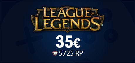 Carte League Of Legends 35€