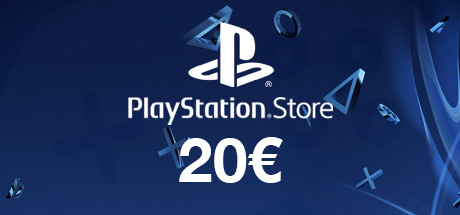 Carte Playstation Network 20€