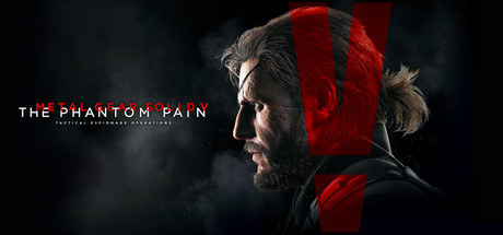 Metal Gear Solid V : The Phantom Pain - édition day one PS4